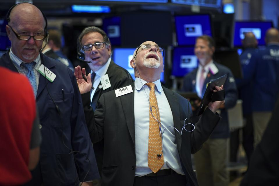 Recession anxiety was at the forefront of market volatility.