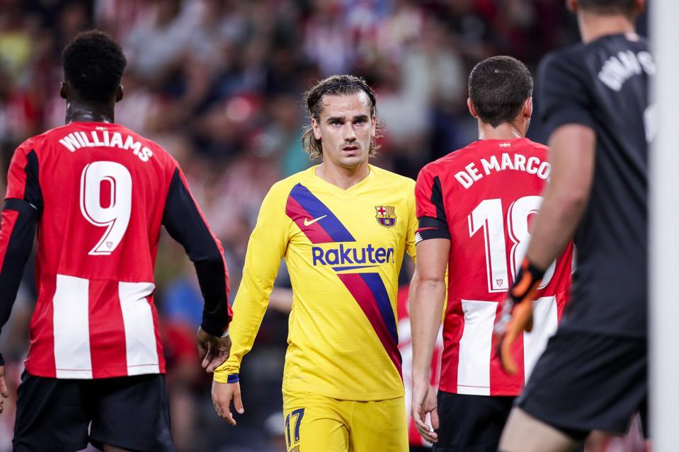 FC Barcelona will face Athletic Bilbao in the Copa del Rey quarter final