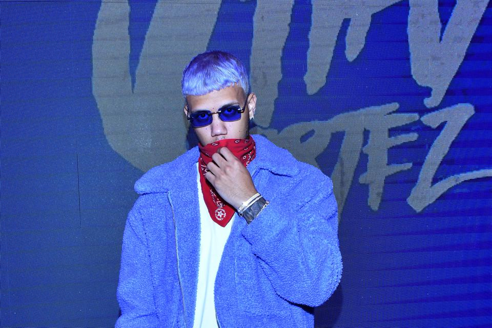Jhay Cortez Cracks Hot Latin Songs' Top Five With J Balvin