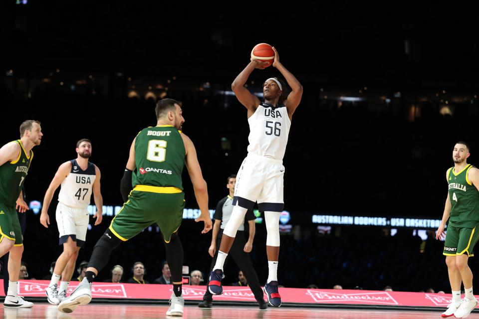 Indiana Pacers Center Myles Turner Makes Team USA Final Roster