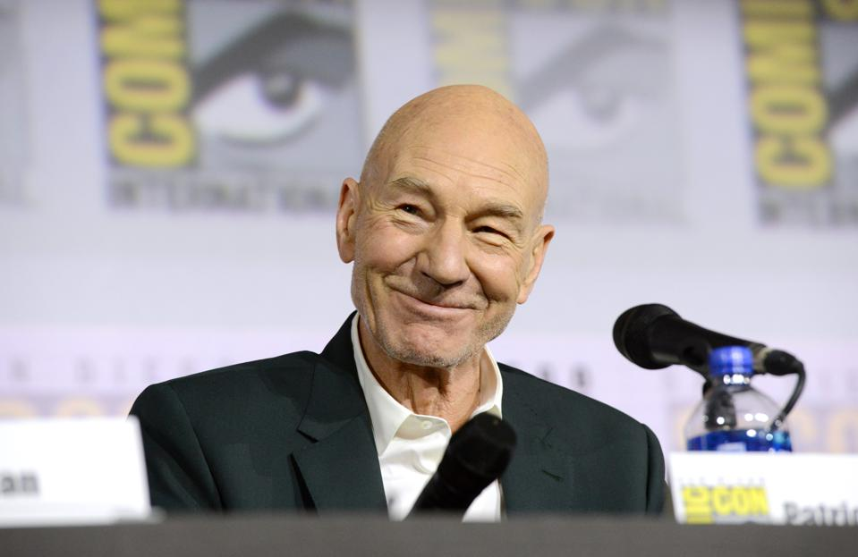 2019 Comic-Con International - ″Enter The Star Trek Universe″ Panel