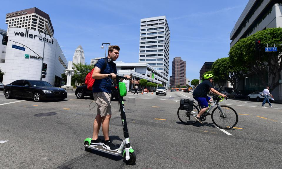 Nashville Mayor Proposed E-Scooter Ban; Then Council Changed The Rules