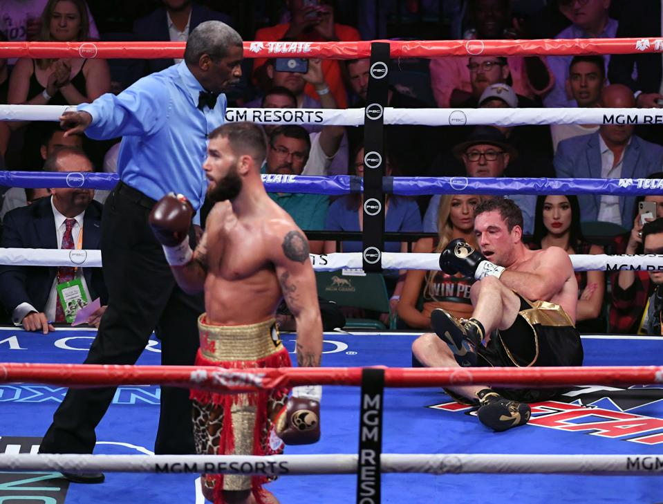 Caleb Plant vs Vincent Feigenbutz odds records prediction