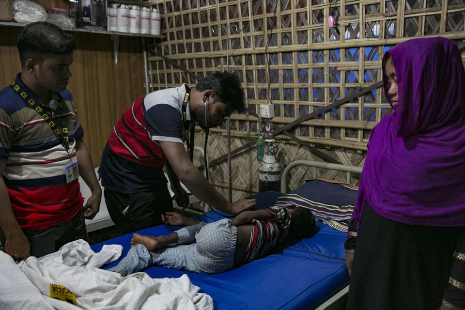 Rohingya Refugees Mark Two Years Since The Crisis