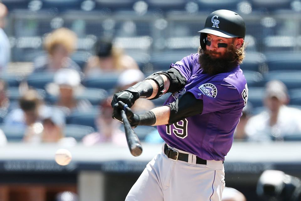 san francisco 19dc7 8f66a How The Colorado Rockies Can Win The MLB Trade Deadline