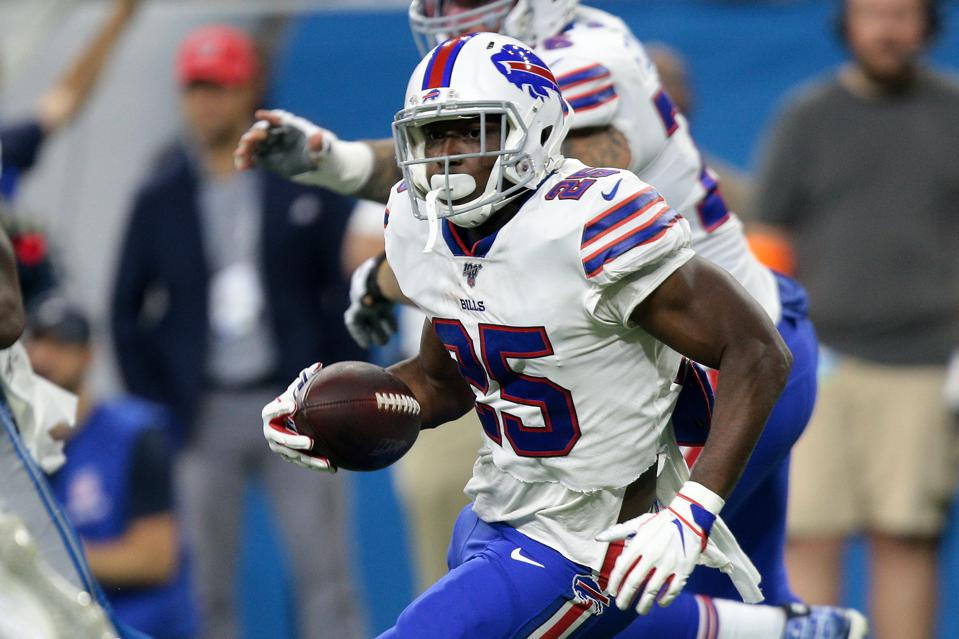 official photos 45cae 5c142 Buffalo Bills Move On From LeSean McCoy