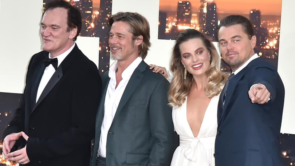 The Los Angeles Premiere Of ″Once Upon A Time In Hollywood″