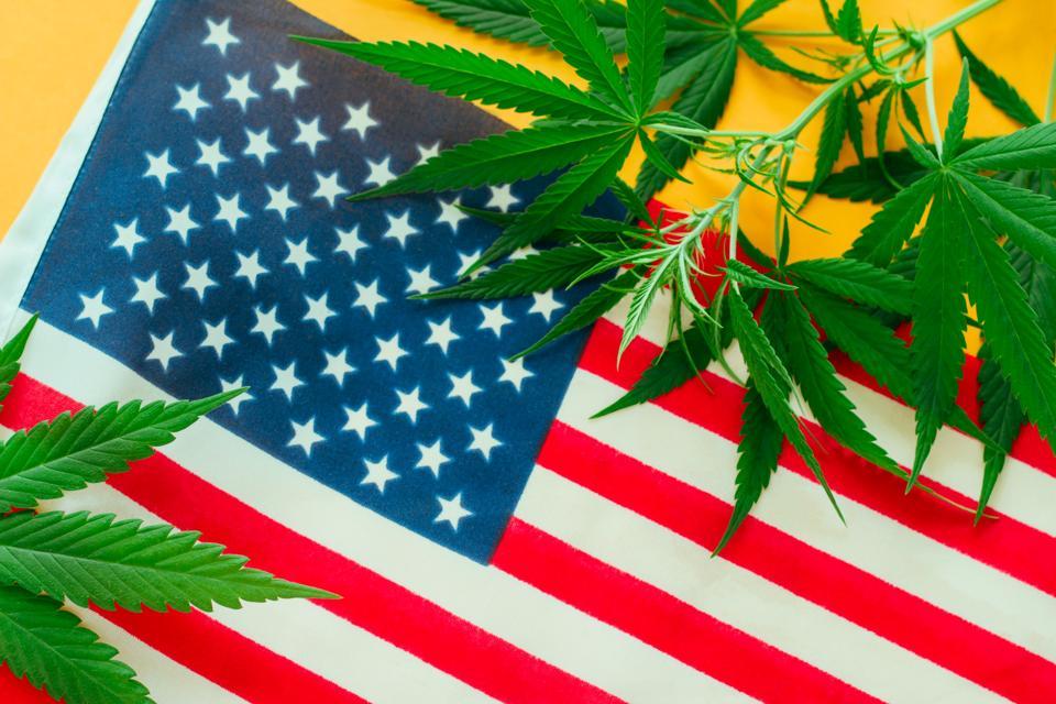 Federal marijuana legalization is pretty close.