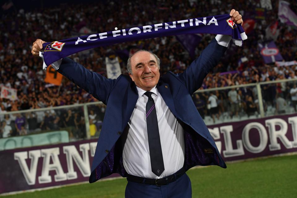 Rocco Commisso Fiorentina Serie A