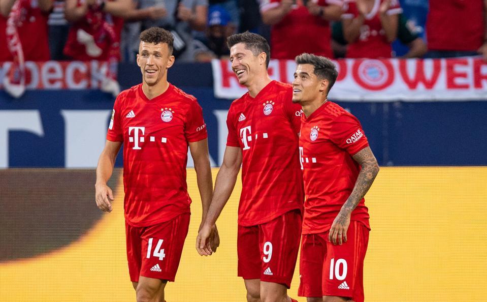 FC Schalke 04 - Bayern Munich