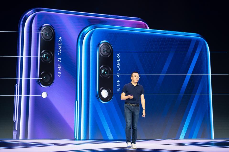 Huawei Launches Honor 9X Series In Xi'an