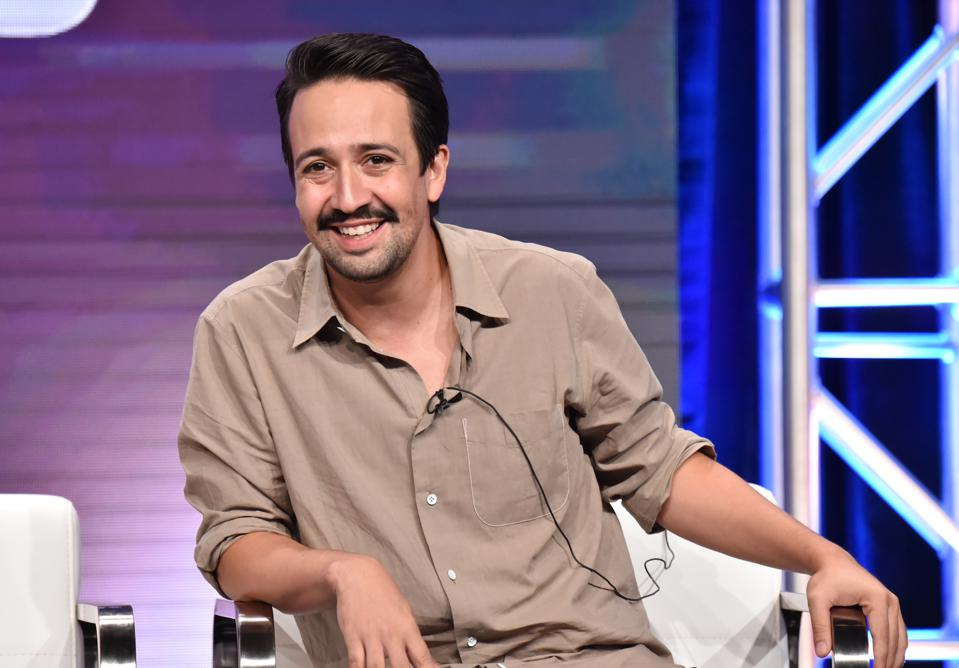 Lin-Manuel Miranda Partners With Movie App TheaterEars To Make Moviegoing More Accessible To Latinx Audience