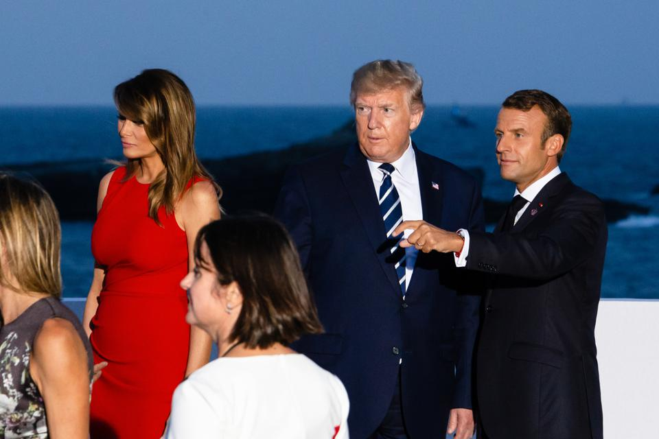 G7 Summit In France - Day Two