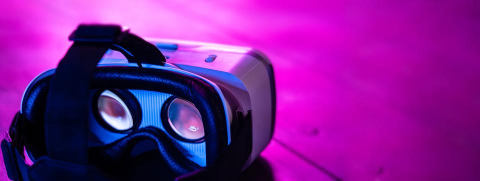 VR 3d 360 headset glasses