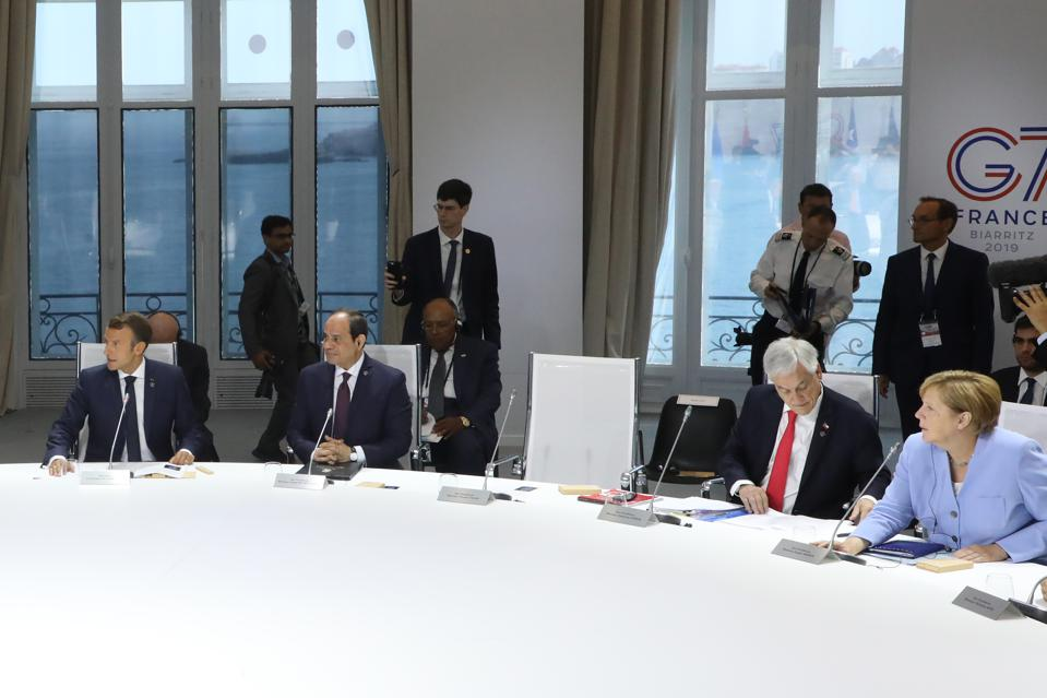 TOPSHOT-FRANCE-G7-SUMMIT