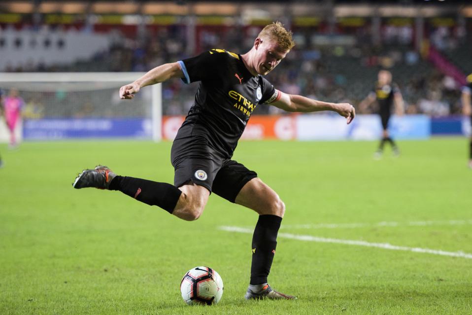 Kitchee v Manchester City - Preseason Friendly