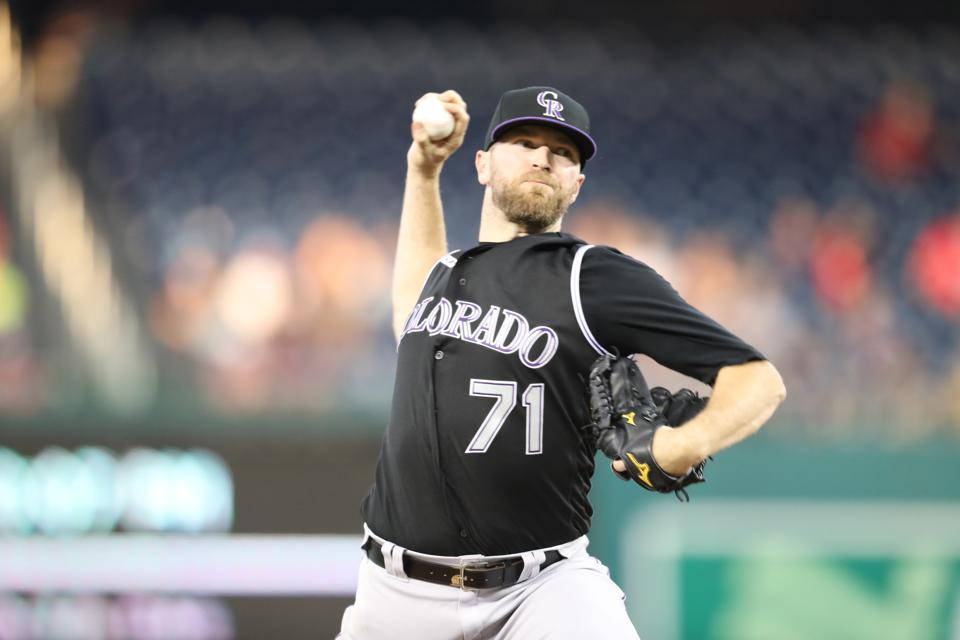 Three Weighty Contracts Hang Over The Rockies' Bullpen