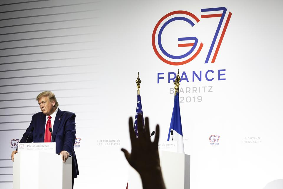 G7 Summit In France - Day Three