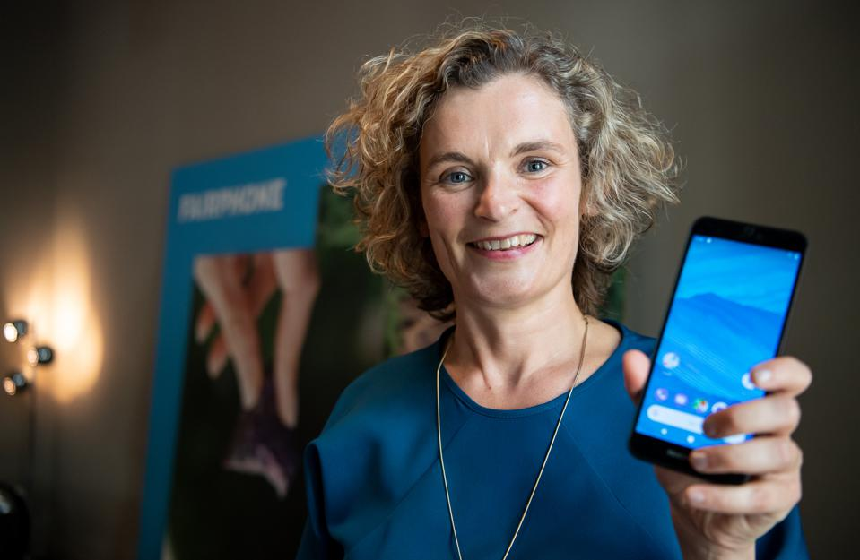 How Fairphone Beats Apple, Samsung And The Rest With The 'World's Most Sustainable' Phone