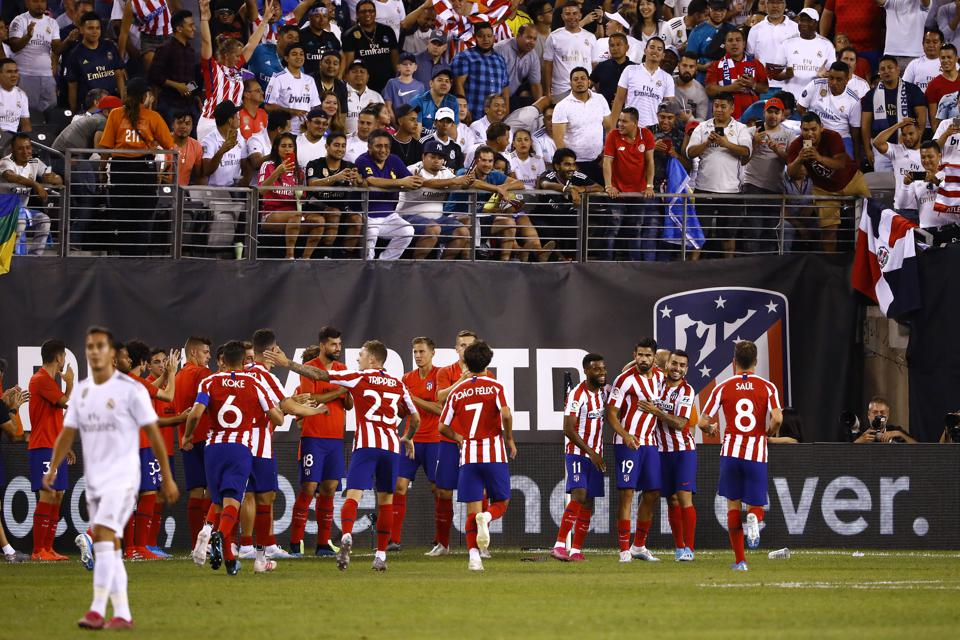 Real Madrid v Atletico de Madrid - 2019 International Champions Cup
