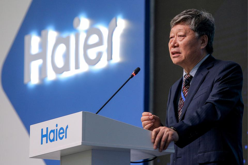 Haier opens industrial park and washing machine production plant in Tatarstan, Russia