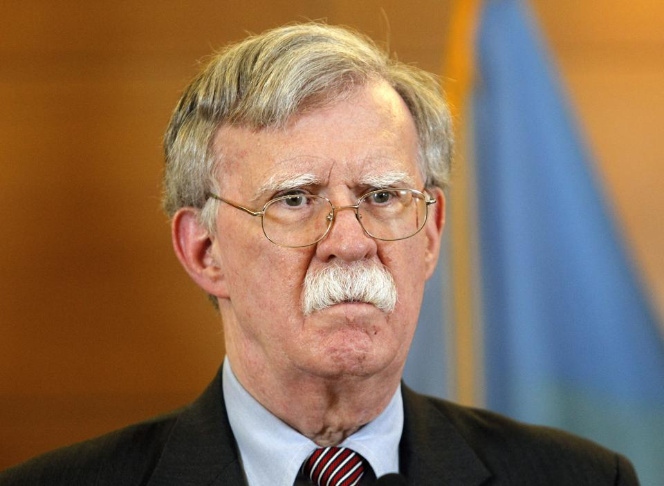 John Bolton doesnt like the UN