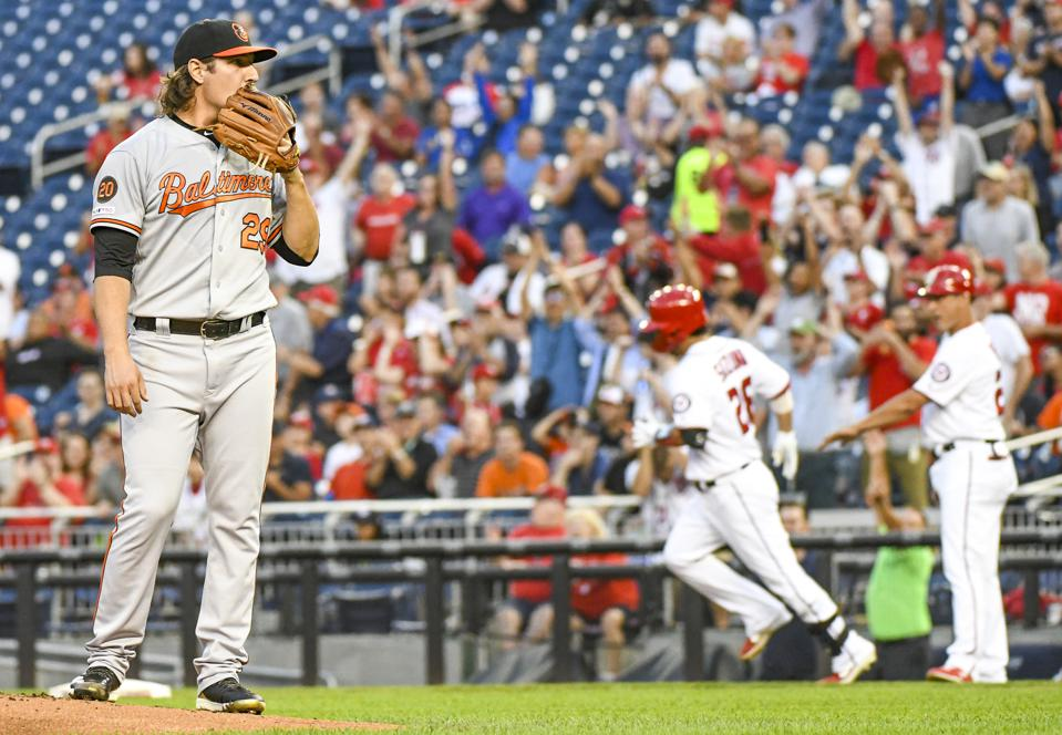 Nationals Success Cruel Reminder of Orioles' World Series Drought