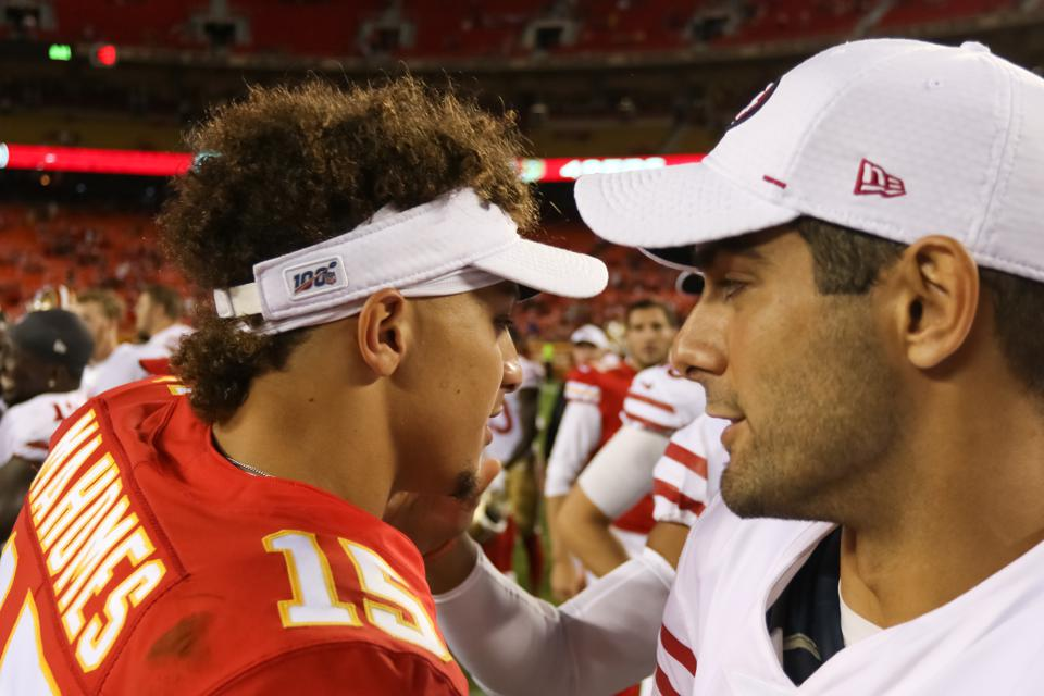 Super Bowl LIV: 49ers-Chiefs, Inside The Numbers