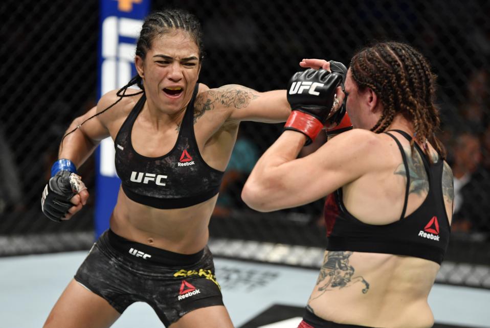 UFC 240: Davis v Araujo