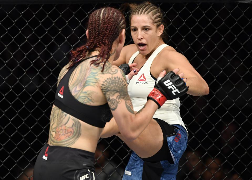 UFC 250 Preview: Felicia Spencer Historical Closing Odds