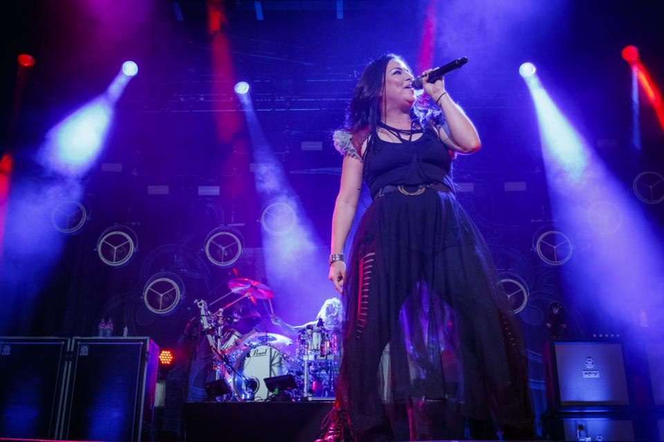 Q&A: Evanescence's Amy Lee On The Band's New Album, Learning From Iron Maiden And Garbage And More