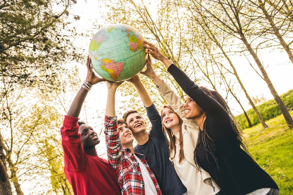 A Z generáció jobb világot akar létrehozni.