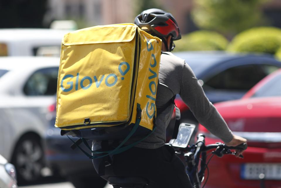 Glovo Company in Spain