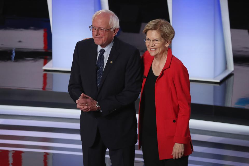 How Do The Current Democratic Candidates Stack Up On Public Education?