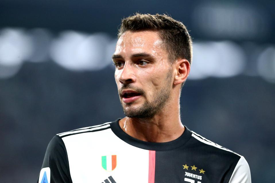 Mattia De Sciglio of Juventus FC during the Serie A...