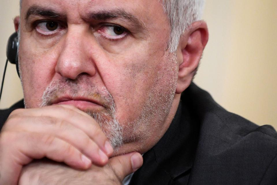 Zarif continued to deny Tehran had a hand in the September 14 pipeline attacks.
