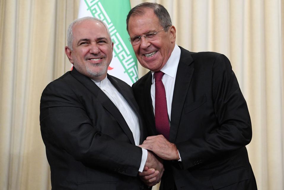 RUSSIA-IRAN-DIPLOMACY