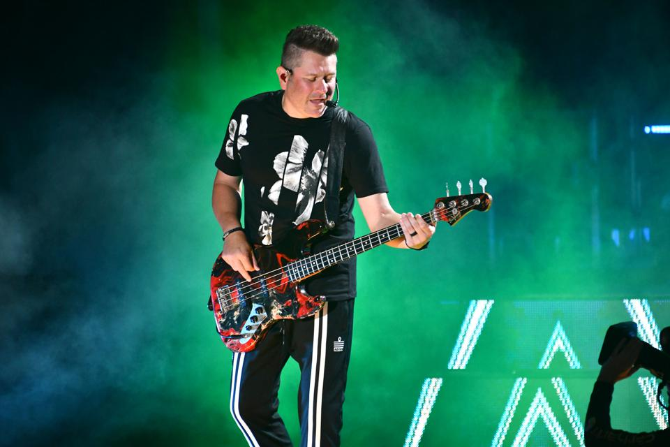 Rascal Flatts' Jay DeMarcus On The Group's Farewell Tour & His New Christian Record Label