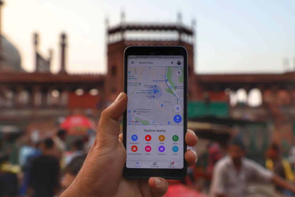 La vie quotidienne à New Delhi