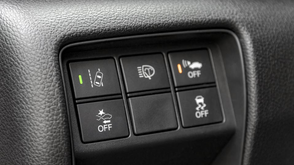 Despite being able to save thousands of lives each year, many motorists are switching off their cars' key safety systems.
