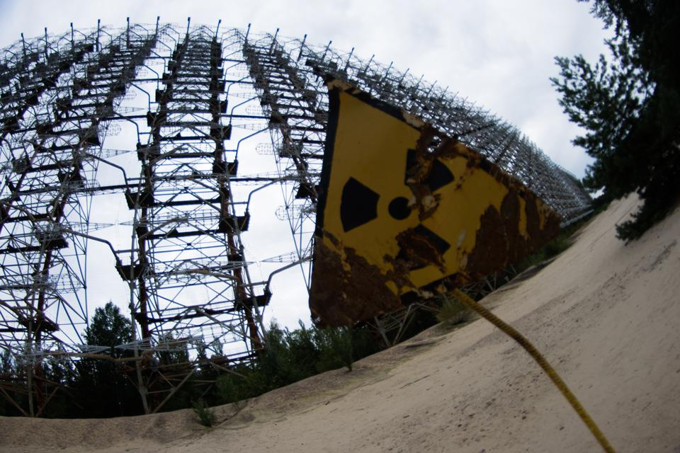 Images From Chernobyl