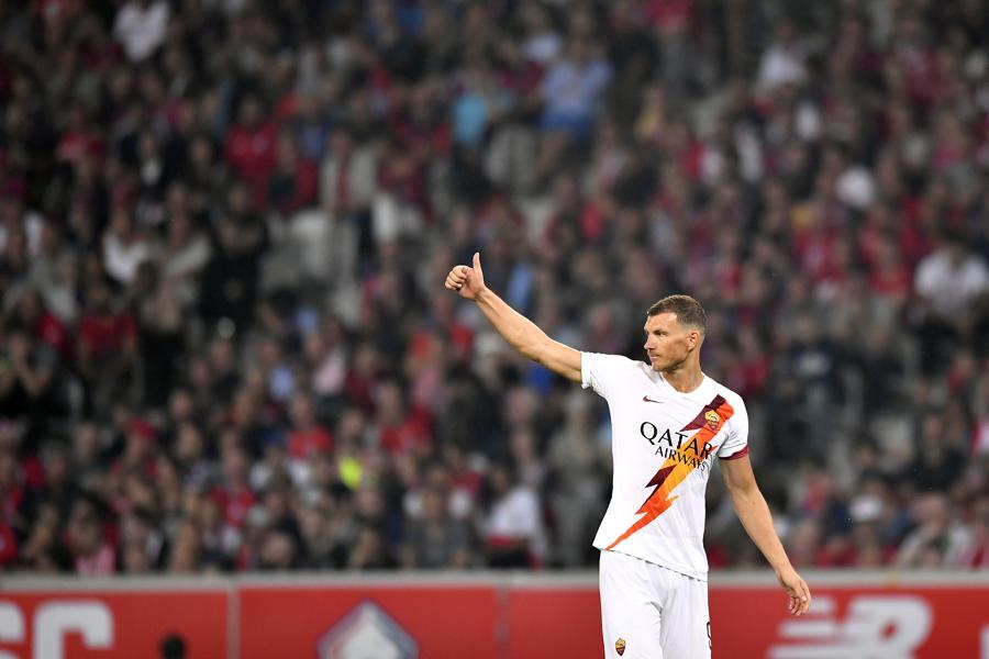How A Contract Renewal For Edin Dzeko Reshuffles The Serie A Transfer Window