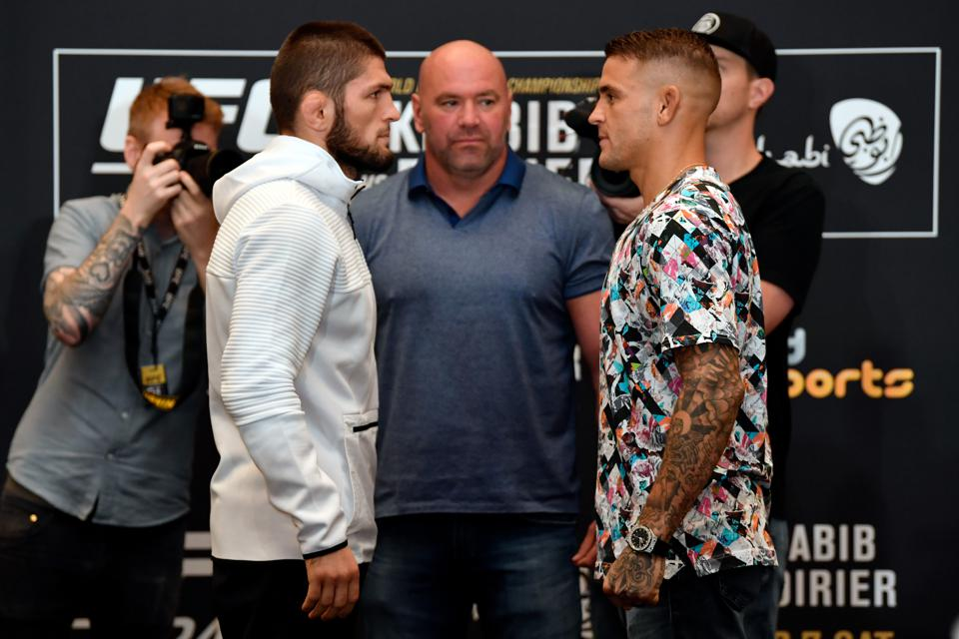 UFC 242: Ultimate Media Day