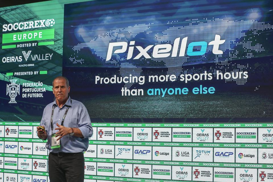 Soccerex Europe - Day 1