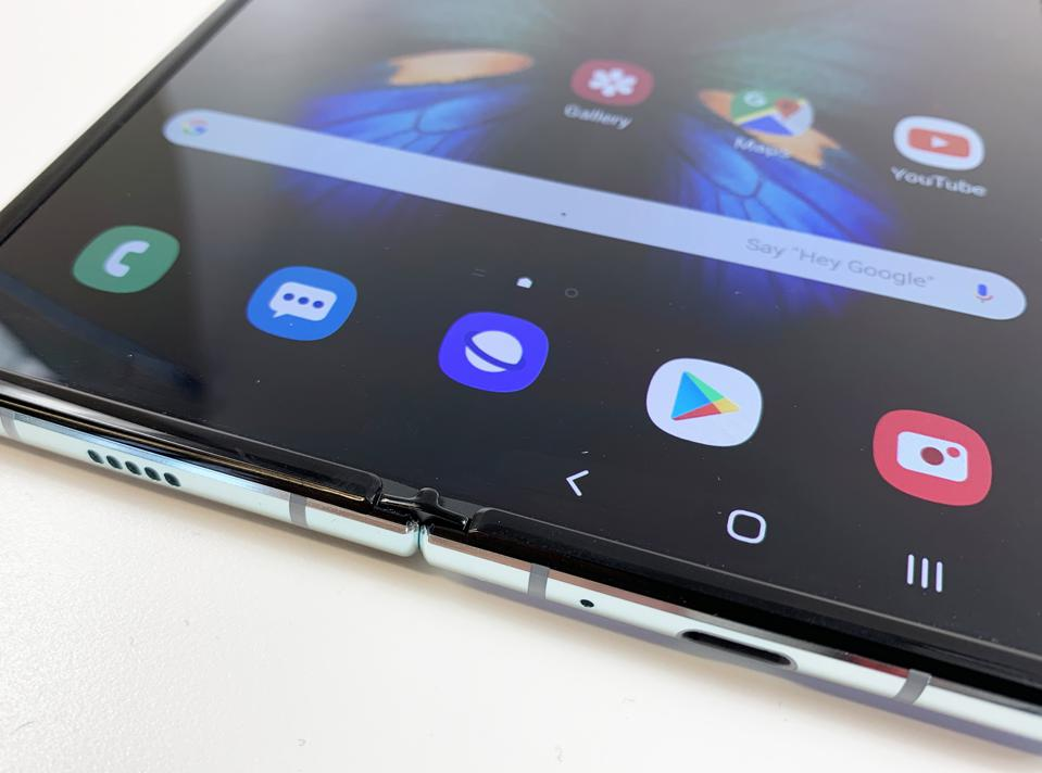 Delayed Samsung Galaxy Fold release date