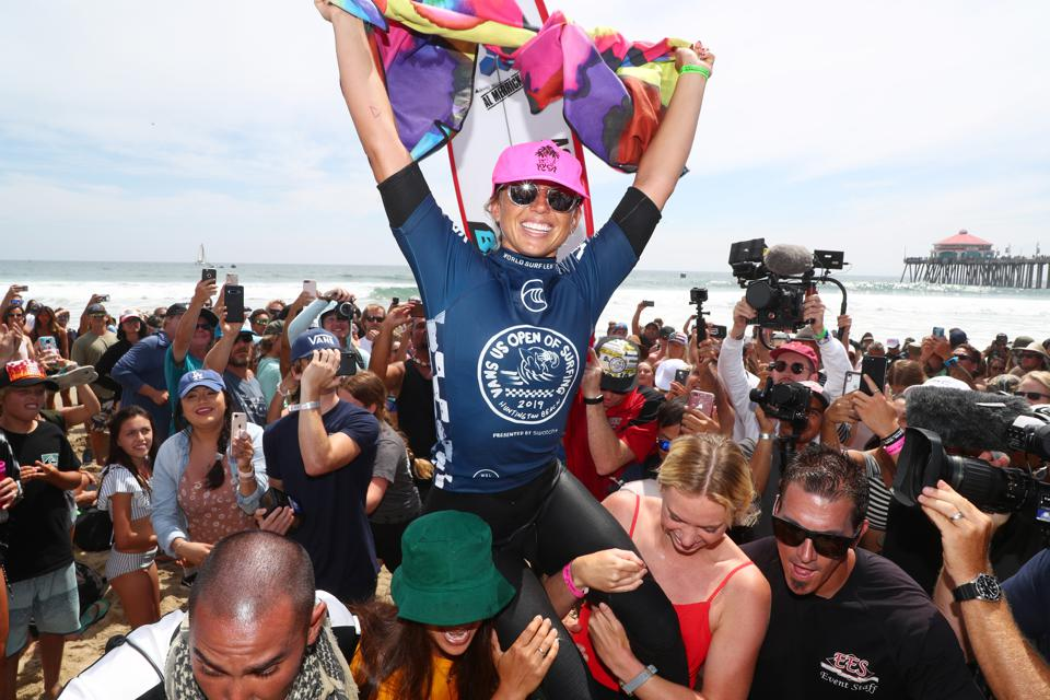 2019 VANS US Open of Surfing