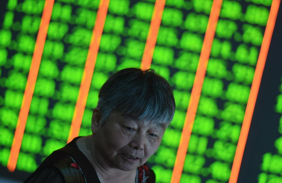 Chinese Stocks Drop On Tuesday