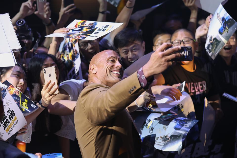 'Fast & Furious Presents: Hobbs and Shaw' Beijing Press Conference