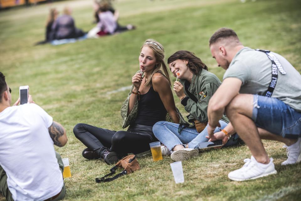 Atmosphere - Lollapalooza Berlin 2019