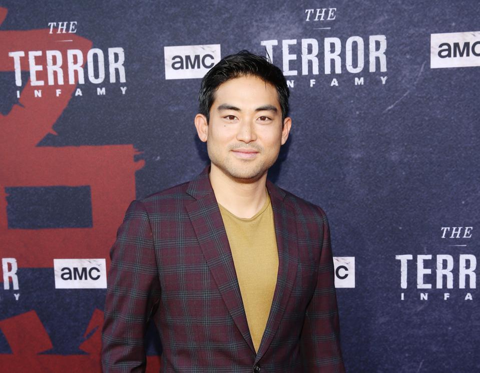 Derek Mio Talks 'The Terror: Infamy' And His Love For Multimillion-Dollar Bomb 'Hudson Hawk'